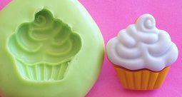 Molde de Silicone Cupcake P  (2cm)