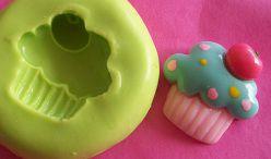 Molde de Silicone Cupcake (2cm)