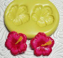 Molde de Silicone Flor Moana (2cm)