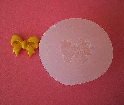 Molde de Silicone Laço amarelo (1,6cm)