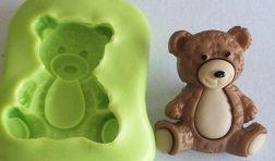 Molde de Silicone Urso (2,3cm)