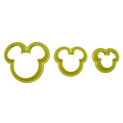 Mickey G - 3 peças