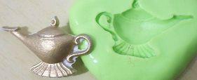 Molde de Silicone Lâmpada Aladdin P (2,5cm)