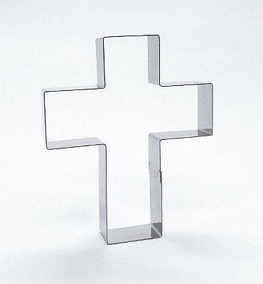 Cortador de biscoito Crucifixo (9cm)