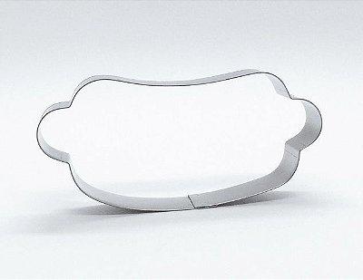 Cortador de biscoito Cachorro-quente (3,5x9cm)