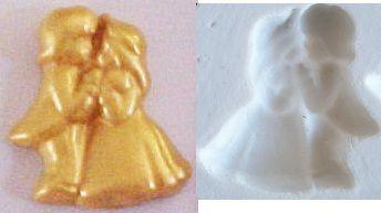Molde de silicone Noivos - 4055 (3cm)