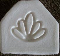 Molde de silicone Arabesco p/ docinho - 4846 (2cm)