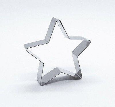 Cortador de biscoito Estrela