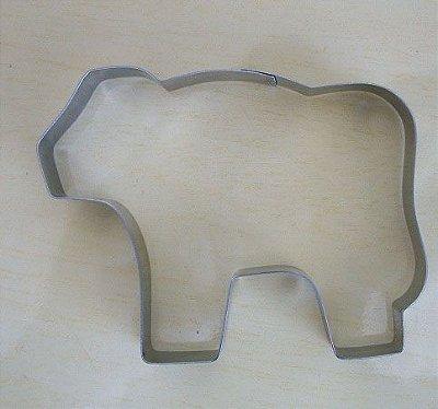 Cortador de biscoito Vaca (8cm)