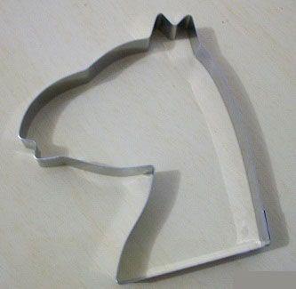 Cortador de biscoito Cavalo (9x7cm)