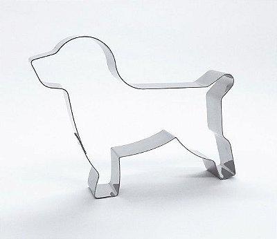 Cortador de biscoito Cachorro (9x7,5cm)