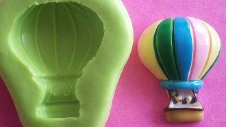 Molde de Silicone Balão (2,9cm)