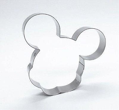 Cortador de biscoito Mickey (9,5cm)