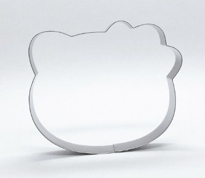 Cortador de biscoito Hello Kitty