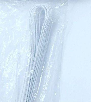 Arame Encapado branco (nº 26)