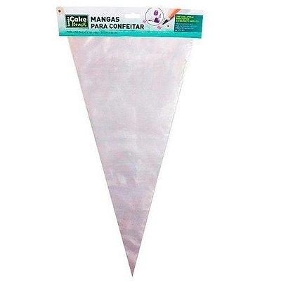 Manga de confeitar transparente - WILTON 40cmx22cm