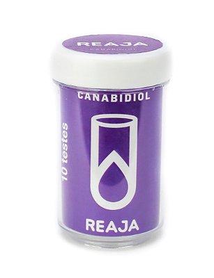 Reagente Colorimétrico de Canabidiol (CBD) - 10 Testes