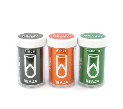 Kit de Reagentes Colorimétricos para MDMA e MDA - 10 Testes Cada Reagente