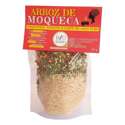 ARROZ DE MOQUECA PCT 180g