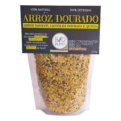 ARROZ DOURADO PCT 200g