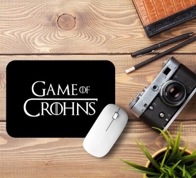 Mousepad Game of Crohns