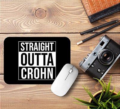 Mousepad Straight Outta Crohn