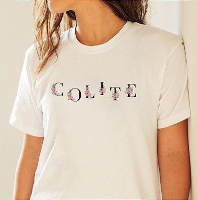 Camiseta Colite Flores