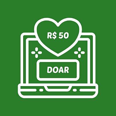 DOE R$ 50,00