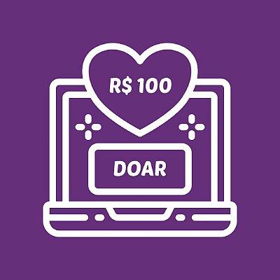 DOE R$ 100,00