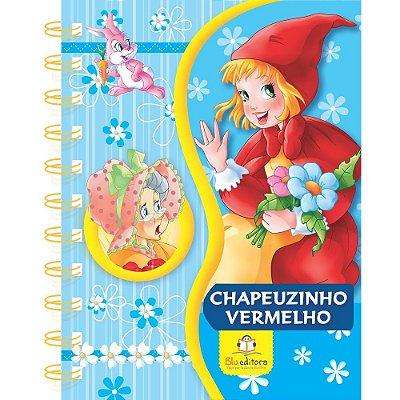 Livro Infantil Chapeuzinho Vermelho Coleção Meus Livros Favoritos
