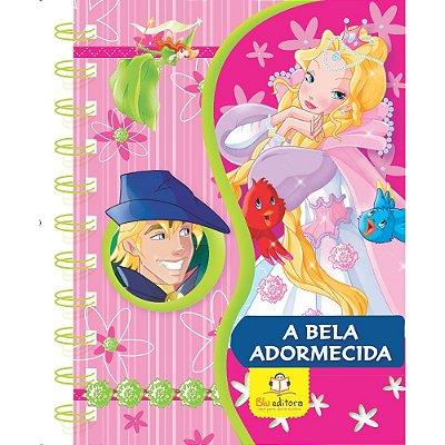 Livro Infantil A Bela Adormecida Coleção Meus Livros Favoritos Blu Editora