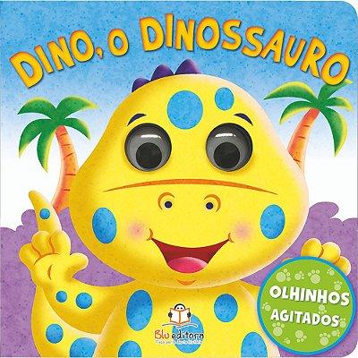 Livro Infantil Olhinhos Agitados Dino o Dinossauro