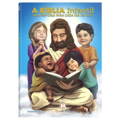 A Bíblia Infantil com CD