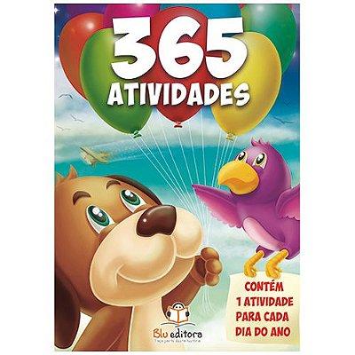 Livro Infantil com 365 Atividades