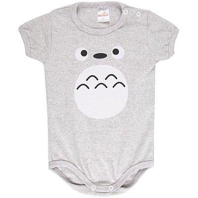Roupa Bebê Menino Body Curto Verão Botões no Ombro Isensee