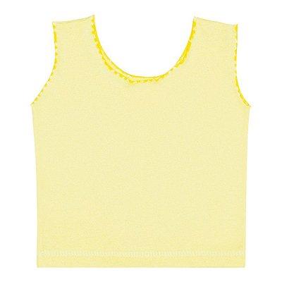 Roupa Camiseta Regata Bebê Recém-nascido Kit 10 Pcs Isensee
