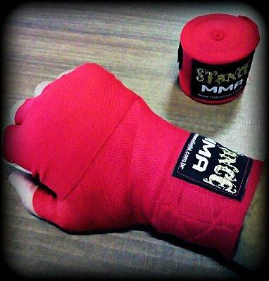 ATADURA STANCE FIGHT - VERMELHA