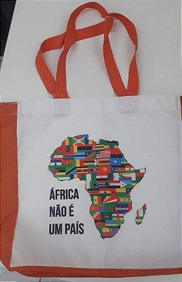 Sacola Reutilizável - VistoÁfrica