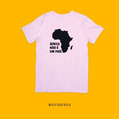 Camiseta Rosa - Idiomas