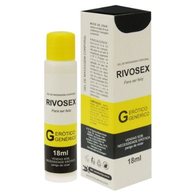 RIVOSEX RETARDA EJACULAÇÃO 18ML SECRET LOVE