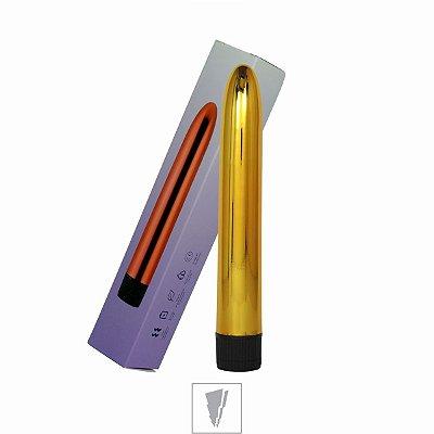 Vibrador Personal 16x8,5cm (ST542)-Dourado-Unico