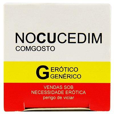 POMADA NOCUCEDIM COMGOSTO 3G SECRET LOVE