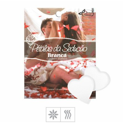 Petalas da Seducao Formato Coracao Branco 120un (ST308)-Dolce & Gabbana