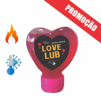 LUBRIFICANTE FUNCIONAL LOVE LUB HOT  ICE
