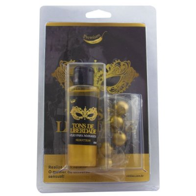 KIT TAILANDES TONS DE LIBERDADE INTENSO GOLD CHILLIES