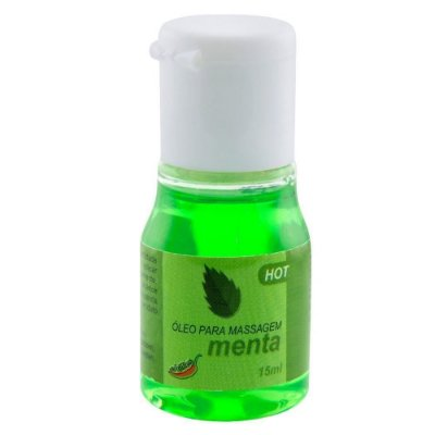 GEL COMESTIVEL HOT 15ML CHILLIES MENTA