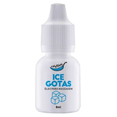 GOTAS EXCITANTES ICE 8ML CHILLIES
