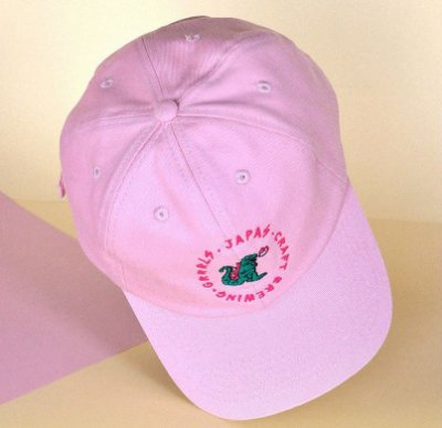 Mommy / Dad Hat Gojaira Rosa