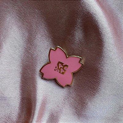 PIN - Flor de Sakura