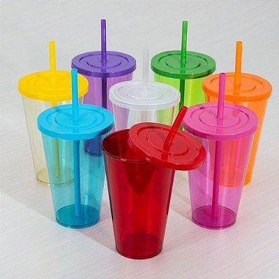 Copo Plástico 650ml - IAD14104T